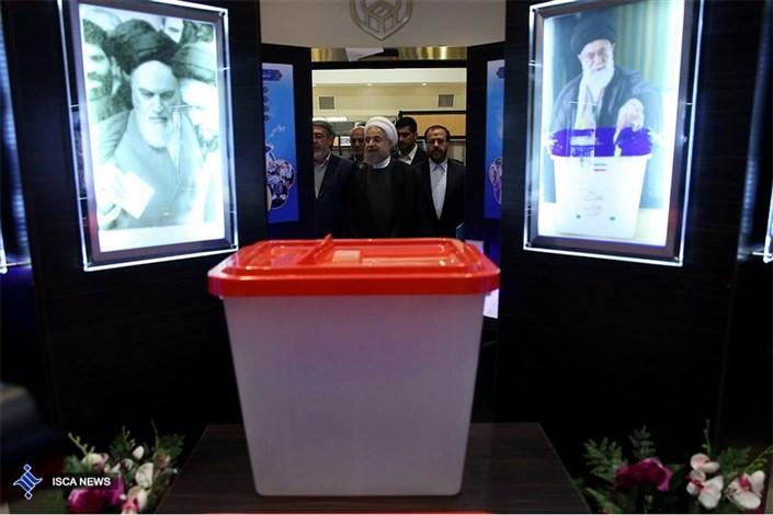 ثبت نام دکتر روحانی در پنجمین دوره انتخابات مجلس خبرگان رهبری