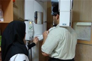 برگزاری کارگاه آموزشیتعمیرات و نگهداری تجهیزات پزشکی در واحد نجف آباد