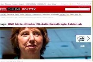 ویدیو /  شنود مکالمات جان کری و کاترین اشتون توسط اطلاعات آلمان