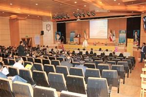 سمینار ملی مدیریت دانش در راهآهن شمالشرق1 در دانشگاه آزاد اسلامی شاهرود