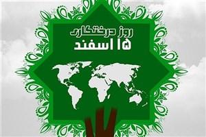 درختکاری دانش آموزان مدارس پایتخت