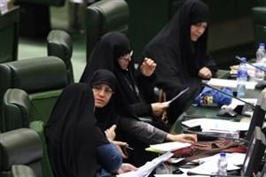 زنان کمیسیون فرهنگی مجلس میلاد حضرت فاطمه (س) را تبریک گفتند