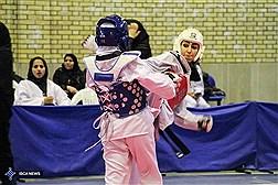 ترکیب تکواندوی بانوان برای مسابقات آسیا مشخص شد