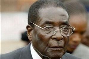 موگابه بالاخره  استعفا کرد