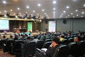 همایش علمی دانشجویان علوم تغذیه واحد علوم و تحقیقات برگزار شد