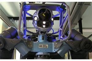 ویدیو /تصاویر ربات انسان نمای ناجی توسط دانشمندان ایتالیا