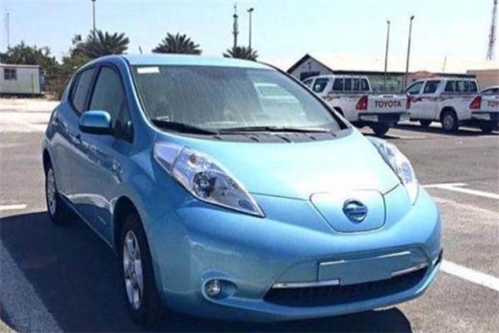 پرفروش ترین خودروی برقی در ایران