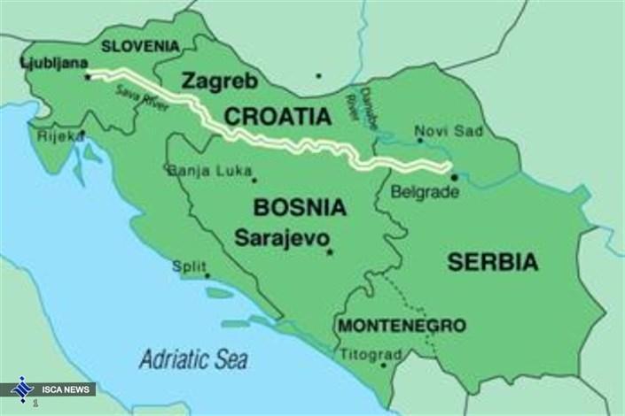 اسلوونی صربستان کرواسی