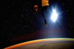 کپسول باری دراگون به ایستگاه فضایی بینالمللی رسید