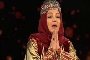 ویدیو / گاف خنده دار بهنوش بختیاری در برنامه احسان علیخانی !