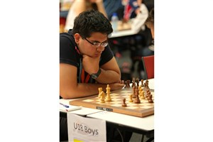 Najafabad IAU Student Becomes Int'l Chess Master
