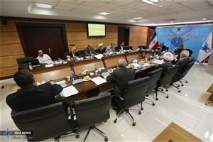 تصویب اساسنامه مجمع خیرین و انجمن های ورزشی دانشگاه آزاد اسلامی