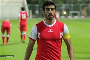 ایرانپوریان بازی الجزیره امارات - تراکتورسازی را از دست داد