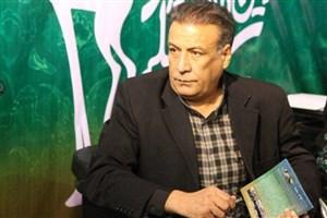 کتابخوانی بازیگر «آنام» در نمایشگاه کتاب تهران