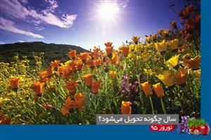 چرا ساعت ۸ و ۱۲ ثانیه سال تحویل میشود؟/همه چیز درباره اعتدال بهاری و تقویم شاهکار ایرانیها