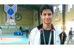 Bardsir IAU Student to Compete in ITF Taekwon-Do World Championships