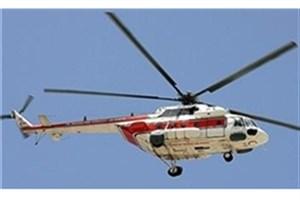 فرود روی سقف مدرسه روستایی برای انتقال زنان باردار/نجات کوهنوردان در ارتفاع 4200 متری دماوند