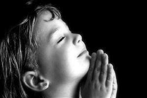 دعای بچه ها زود به آسمان می رسد