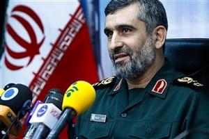 سردار حاجیزاده: رزمایش ها را رسانهای نکردیم،آمریکاییها پر رو شدند
