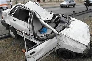 69 مصدوم در برخورد زنجیرهای 13 خودرو در اتوبان قزوین - کرج