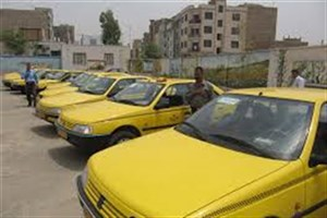 نرخ کرایههای تاکسی تا پایان فروردین ماه افزایش مییابد
