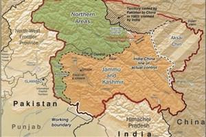 درگیری مسلحانه میان نیروهای امنیتی هند و شورشیان