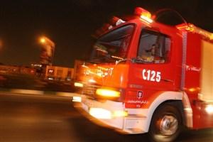 دوقلوهای 4ساله مشهدی خانه شان را به آتش کشیدند