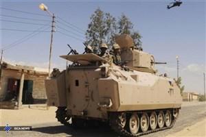 7 کشته و 15 زخمی در حمله داعش به نظامیان مصری در سینا