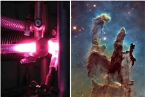 شناسایی اجزای سازنده حیات در یک دنبالهدار مصنوعی