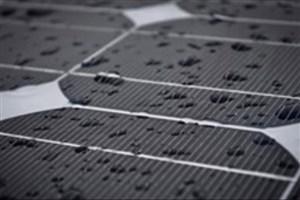 سلولهای خورشیدی که از باران هم برق تولید میکند/فناوری جدید چینیها