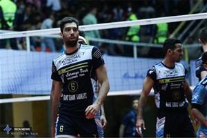 ستاره والیبال ایران دچار مصدومیت شد