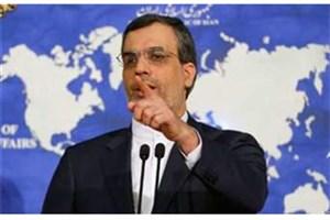 توضیح سخنگوی وزارت خارجه درباره اجرائی شدن قرارداد «اس۳۰۰»