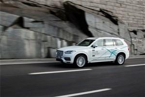 ولوو به آزمایش میدانی گروهی از خودروهای خودران در چین می پردازد