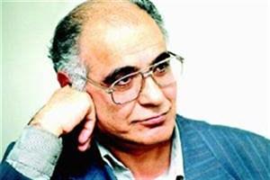 حضور هوشنگ مرادی کرمانی در نمایشگاه کتاب تهران