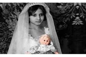 فقر عامل اصلی ازدواج کودکان