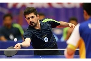 نیما عالمیان قهرمان تنیس روی میز تور ایرانی شد