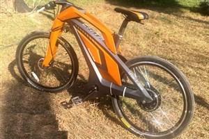 دوچرخه هیبریدی با الهام از یوزپلنگ ایرانی ساخته شد