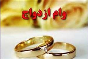 پرداخت وام ازدواج به ۵۵۰ هزار نفر در ۷ ماه ابتدایی امسال