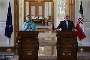 ظریف:آماده سازی  باز شدن دفتر اتحادیه اروپا در ایران/چهار بیانیه مشترک بین ایران و اتحادیه اروپا صادر می شود