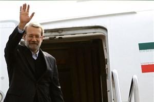 لاریجانی کلمبو را به مقصد تهران ترک کرد