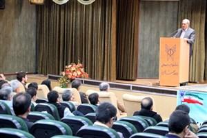 نشست هم اندیشی در دانشگاه آزاد اسلامی با حضور رئیس هیات عامل صندوق نوآوری و شکوفایی کشور