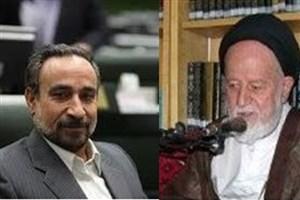 پیام  تشکر نماینده ولی فقیه و استاندار سمنان بخاطر حضور پرشور مردم در استقبال از دکتر روحانی