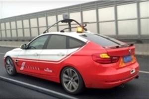 """شرکت"""" بایدو  """"در دره سیلیکون خودروی هوشمند می سازد"""
