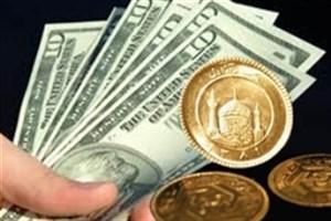 کاهش نرخ دلار در بازار تهران/ سکه در کانال 120 میلیون ریالی باقی ماند