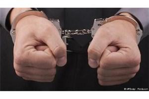 دستگیری کارمند بانکی که پس از اختلاس ۳۲ میلیاردی قصد فرار از کشور را داشت