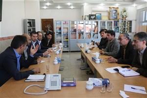 نامگذاری ساختمان های دانشگاه آزاد اسلامیاردبیل به نام شهدای دانشجو