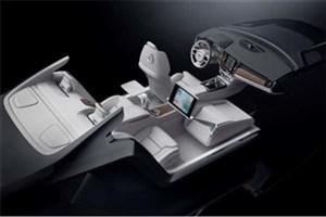 طراحی مجلل ترین اتاق خودروی جهان