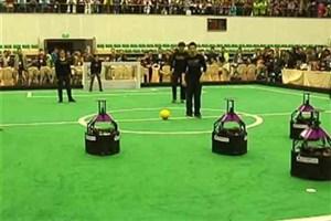 مسابقات روبوکاپ جهانی در چین آغاز شد