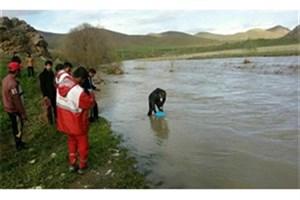 جسد کودک 7 ساله پس از 5 روزار رودخانه گرگانرود پیدا شد