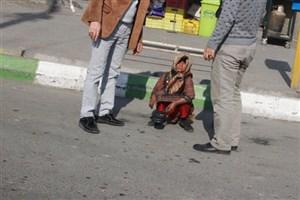 بسیاری از متکدیان تهرانی جمع آوری شده اند /سرنوشت ساختمان فرمانداری